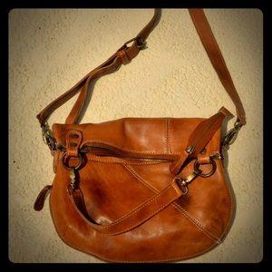 Bed Stu Tahiti Crossbody Leather Bag